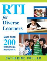 RTI for Diverse Learners PDF