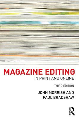 Magazine Editing PDF