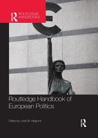 Routledge Handbook of European Politics PDF