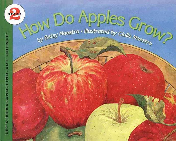 Download How Do Apples Grow  Book