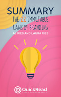 The 22 Immutable Laws of Branding by Al Ries and Laura Ries  Summary  PDF