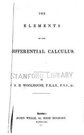 Elements of the Differential Calculus,