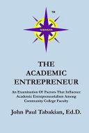 The Academic Entrepreneur