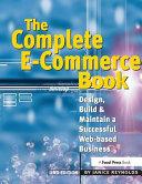 The Complete E Commerce Book PDF