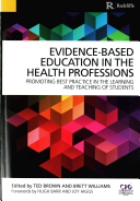 Evidence based Education in the Health Professions PDF