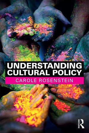 Understanding Cultural Policy PDF