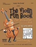 The Violin Fun Book Piano Accompaniment Book