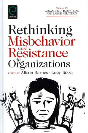 Rethinking Misbehaviour and Resistance in Organizations PDF