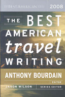Download The Best American Travel Writing 2008 Book