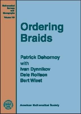 Ordering Braids