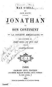 Jonathan et son continent: la société américaine