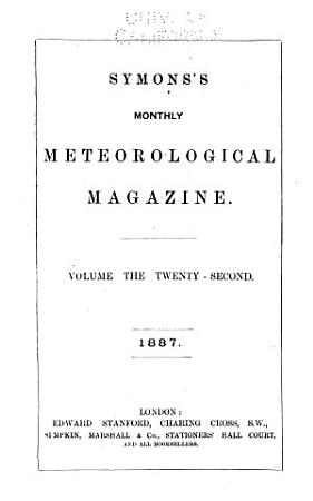 The Meteorological Magazine PDF