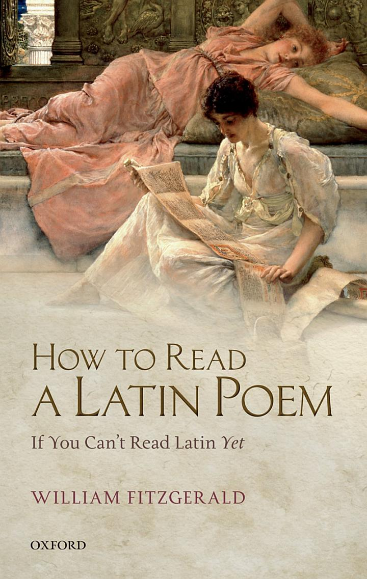 How to Read a Latin Poem