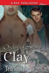 Clay [Order of Stone 1]