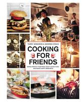 Cooking for Friends PDF