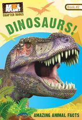 Animal Planet Chapter Books: Dinosaurs!
