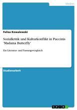 Sozialkritik und Kulturkonflikt in Puccinis  Madama Butterfly  PDF