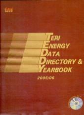 TERI Energy Data Directory and Yearbook (TEDDY) 2005-06