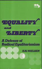 Equality and Liberty