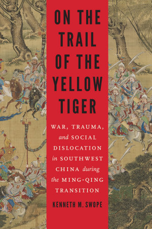 On the Trail of the Yellow Tiger PDF