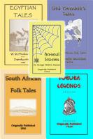LEGENDS of AFRICA 5 BOOKSET WHOLESALE SPECIAL at 60  OFF  PDF