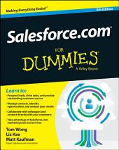 Salesforce.com For Dummies: Edition 5