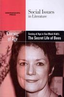 Coming of Age in Sue Monk Kidd s The Secret Life of Bees PDF
