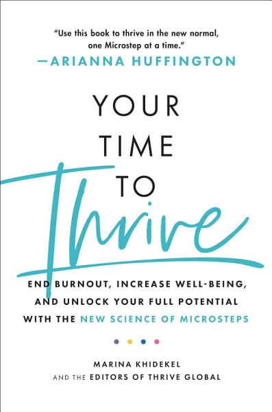 Download Your Time to Thrive Book