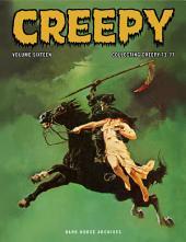 Creepy Archives: Volume 16