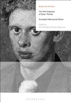 The Fifth Notebook of Dylan Thomas PDF