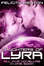 Daughters of Lyra: Science Fiction Romance Anthology