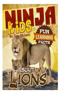 Download Fun Learning Facts about Lions Book