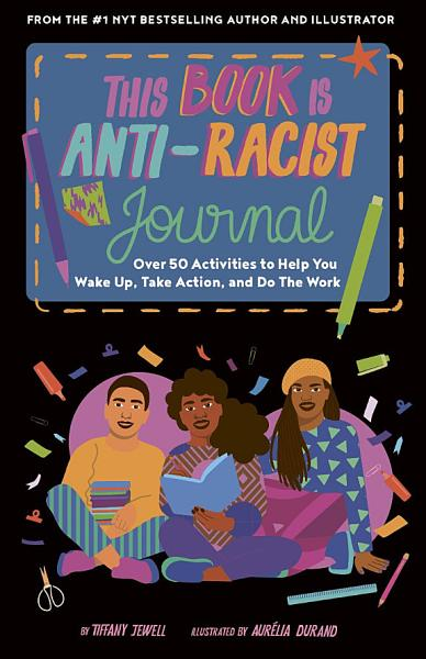 Download This Book Is Anti Racist Journal Book