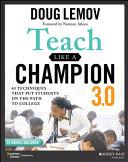 Teach Like a Champion 3  0 Book