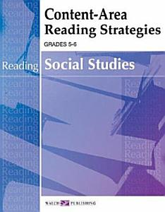 Content Area Reading Strategies for Social Studies Book
