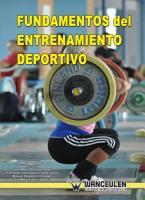 Fundamentos del entrenamiento deportivo PDF