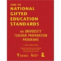 Using the National Gifted Education Standards for University Teacher Preparation Programs PDF