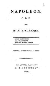 Napoleon: Ode