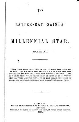 The Latter Day Saints  Millennial Star PDF