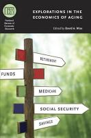 Explorations in the Economics of Aging PDF