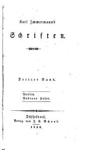 Schriften: Merlin. Andreas Hofer, Band 3