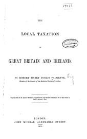 The Local Taxation of Great Britain and Ireland