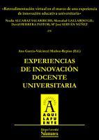 Retroalimentaci  n virtual en el marco de una experiencia de innovaci  n educativa universitaria PDF