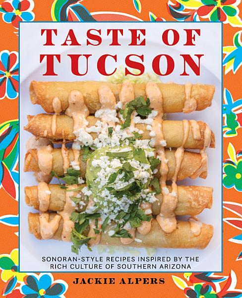 Download Taste of Tucson Book