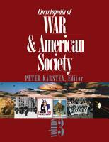 Encyclopedia of War and American Society PDF