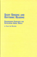 Sight Singing And Rhythmic Reading