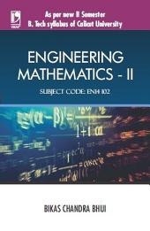 Engineering Mathematics-II (Calicut University, Kerala)