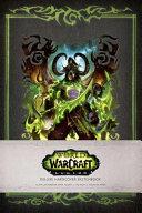 World of Warcraft  Legion Hardcover Blank Sketchbook