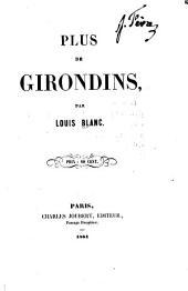 Plus de Girondins