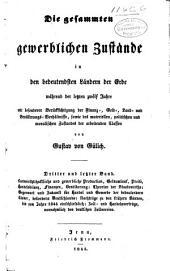 Geschichtliche darstellung des handels: der gewerbe und des ackerbaus der bedeutendsten handeltreibenden staaten unsrer zeit, Band 5